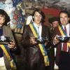 Fred Vitalis; Eric Pécout ; Claude Quitet