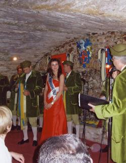 Miss Bourgogne 2008