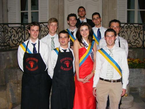Miss Bourgogne et les Sommeliers