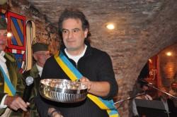 Raphaël Mezrahi, heureux de sa soirée