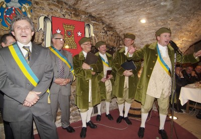 L'Alsacien chante…