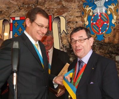 Monsieur l'Ambassadeur Jean-Claude Warnant