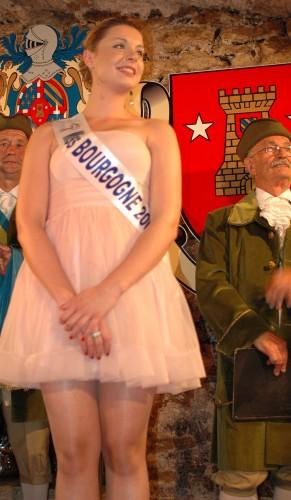 Jemma Tournay Miss Bourgogne 2009